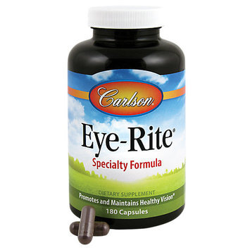 Carlson Laboratories Eye-Rite Eye Formula - 180 Capsules - Other Supplements