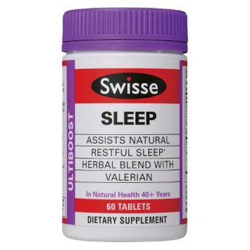 Swisse Sleep Dietary Supplement - 60 Tablets