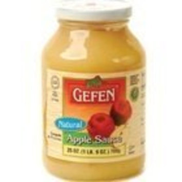 Gefen Apple Sauce Regular Passover 24 oz. (Pack of 12)
