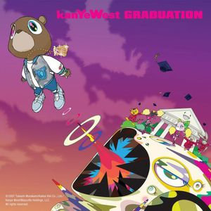 Kanye West ~ Graduation [Clean] (used)