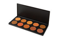 BH Cosmetics Foundation & Concealer Palette-Foundation & Concealer Palette