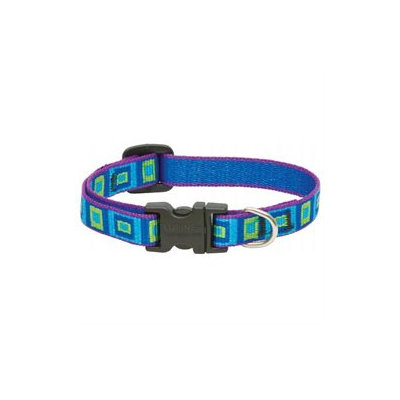 Lupine Sea Glass Adjustable Collar