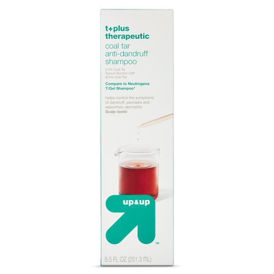 up & up T Plus Therapeutic Shampoo - 8.5 oz