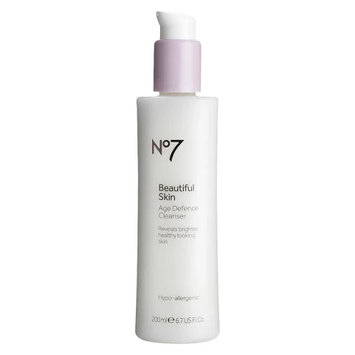 No7 Beautifl Skin Age Defence Cleanser