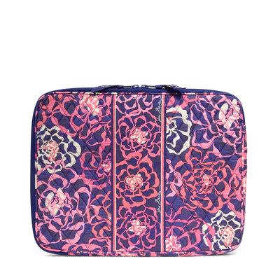 Vera Bradley Laptop Sleeve in Katalina Pink