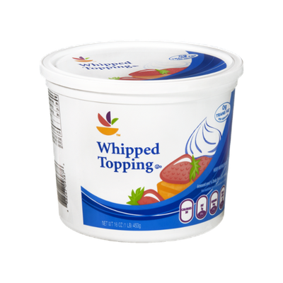 Ahold Whipped Topping
