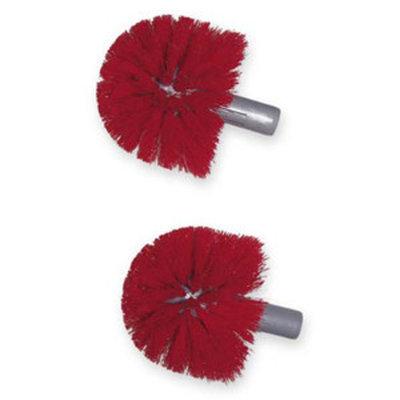Replacement Brush Heads BBRHR for Unger Ergo Toilet Bowl Brush 2 / Pack