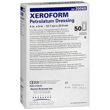 Xeroform 5 in. x 9 in. Petrolatum Dressing