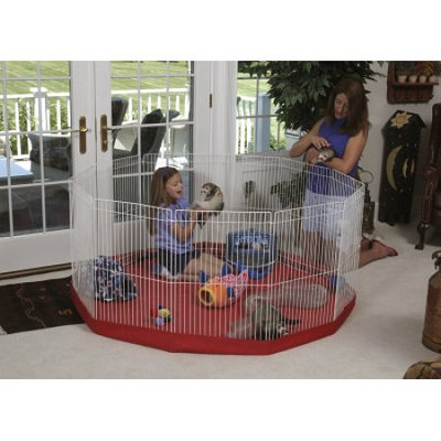 Marshall Pet Products MR00305 Small Pet Playpen Deluxe