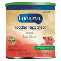Enfamil Enfagrow Older Toddler Vanilla Milk Drink Powder - 24 oz. (4