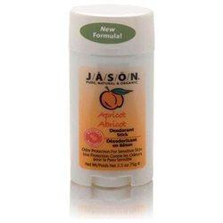 Jason Natural Cosmetics Jason Natural Products - Deodorant Stick Apricot - 2.5 oz.