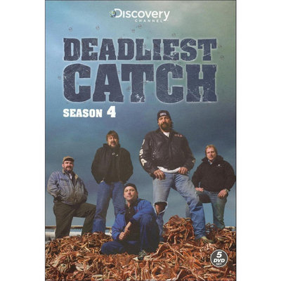 Deadliest Catch: Season 4 (5 Discs) (Widescreen)