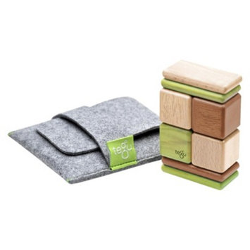 Tegu 8-piece Pocket Pouch in Jungle