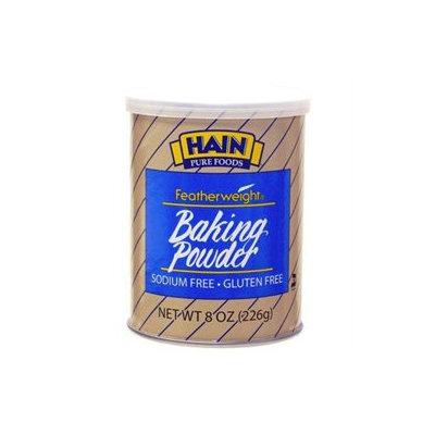 HAIN PURE FOODS Baking Powder Low Salt 8 OZ
