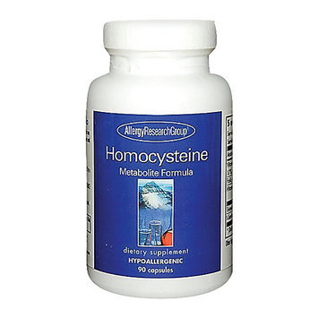Nutricology/ Allergy Research Group Homocysteine Metabolite Formula 90 Caps by Nutricology/ Allergy Resear