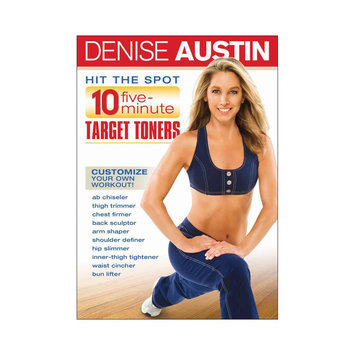 Lions Gate Entertainment Denise Austin: Hit the Spot - 10 Five Minute Target Toners