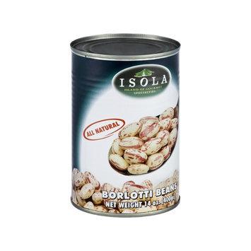 Isola All Natural Borlotti Beans