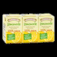 R.W. Knudsen 100% Juice Lemonade - 3 CT