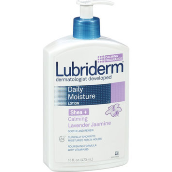 Lubriderm Daily Moisture Lotion Shea + Relaxing