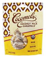 Cocomels Organic Coconut Milk Caramels Vanilla