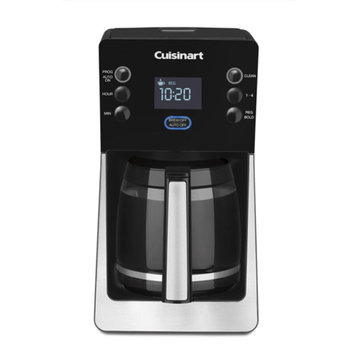 Cuisinart DCC2800 14 Cup Programmable Coffeemaker, Stainless Steel