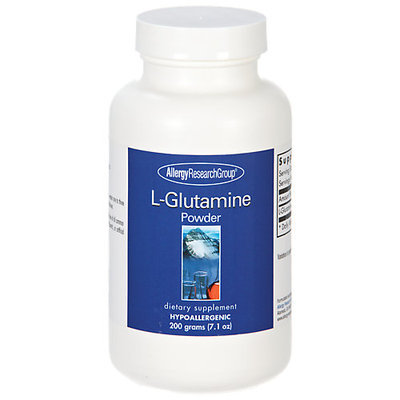 Nutricology/ Allergy Research Group L-Glutamine Powder Powder 200 Grams by Nutricology/ Allergy Research G