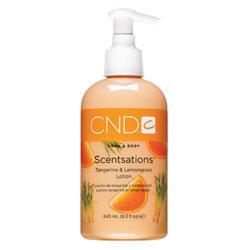 Creative Nail Designs Creative Nail Scentsations Tangerine & Lemongrass Lotion Liter/31oz