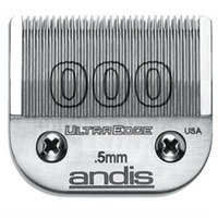 Andis Ultraedge Model No. 64073 - Size 000