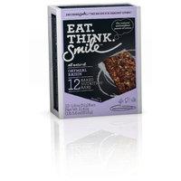 Apure Foods Eat. Think. Smile. Baked Nutrition Bar, Oatmeal Raisin, 1.8-Ounce Bars (Pack of 12)