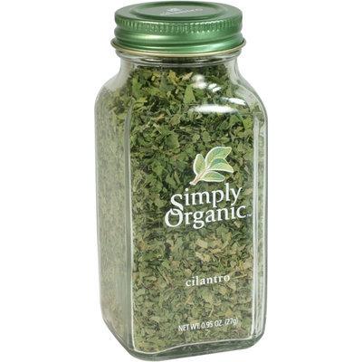 Simply Organic Certified Organic Cilantro