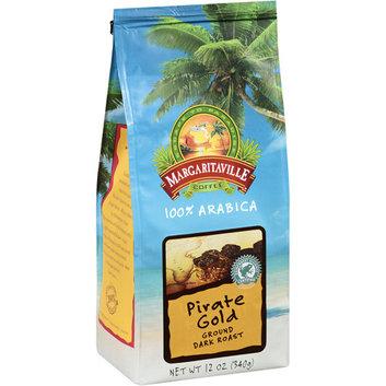 Margaritaville Pirate Gold Ground Coffee