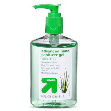 up & up Aloe Hand Sanitizer - 8 oz.