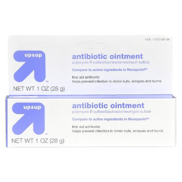 Up & Up Triple Antibiotic Ointment - 1 oz.