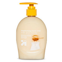 up & up Milk and Honey Hand Soap - 7.5 oz