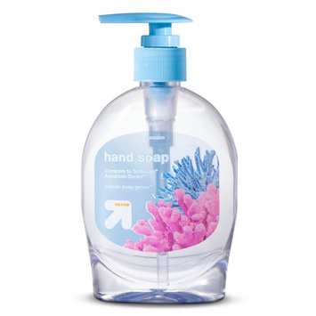 up & up Antibacterial Clear Hand Soap - 7.5 oz.