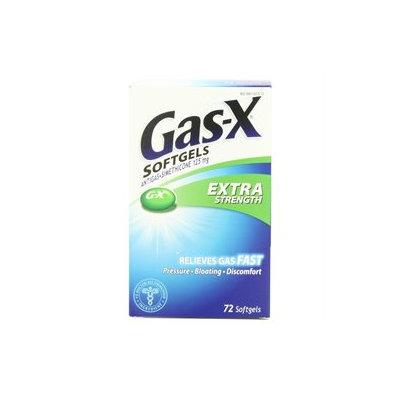Gas-x Extra Strength Antigas Softgels - 72 Ea