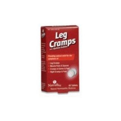 tra-bio NatraBio Leg Cramps with Quinine Sulfate - 60 Tablets