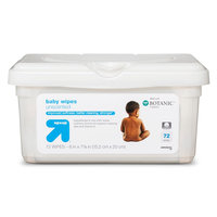 up & up Baby Wipes Tub - Unscented - 72 ct
