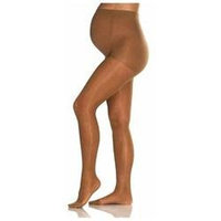 Jobst 119446 Ultrasheer Maternity Pantyhose 15-20 mmHg Moderate Support - Size & Color- Classic Black Medium
