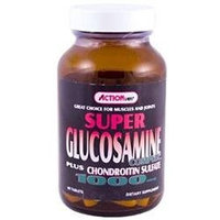 Action Labs Super Glucosamine Complex - 1000 mg - 60 Tablets