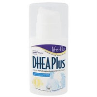 Dhea Plus Cream 2 Oz by Life Flo Health Care Products