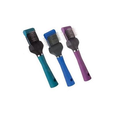 Pet Pals TP224 11 12 MGT Slicker Brush Single Flex Hard Teal