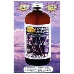 Lactobacillus Acidophilus Liquid in Papaya Flavor by Dynamic Health Laboratories - 16 oz