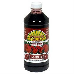 Dynamic Health Laboratories, Inc. Cranberry Juice Concentrate, 16 fl oz (473 ml)