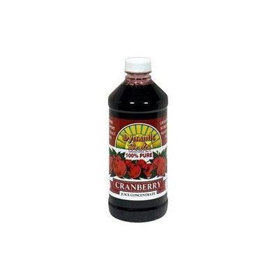 Dynamic Health Laboratories, Inc. Cranberry Juice Concentrate, 16 fl oz (473 ml)