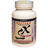 Mushroom Wisdom Grifron Maitake SX-Fraction, Vegetable Tablets, 45 ea