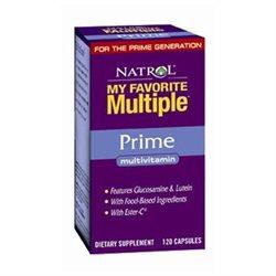 My Favorite Multiple Prime by Natrol - 120 Capsules