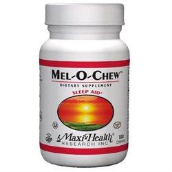 Mel-O-Chew 100 Chew by Maxi Health Kosher Vitamins (1 Each)