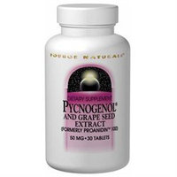 Source Naturals Pycnogenol 25 MG - 24 Tablets - Pycnogenol