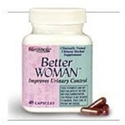 Interceuticals Inc. - BetterWOMAN - 40 Capsules